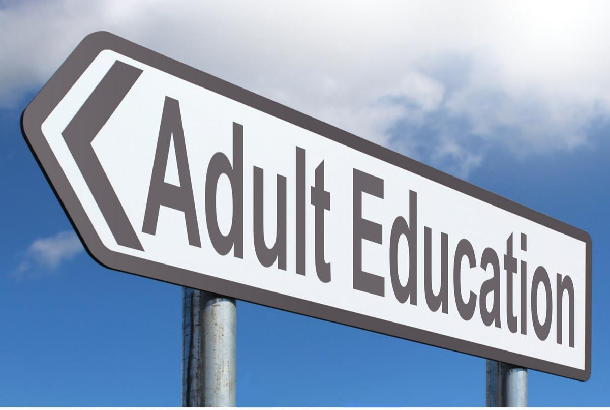free adult education project topics and materials pdf